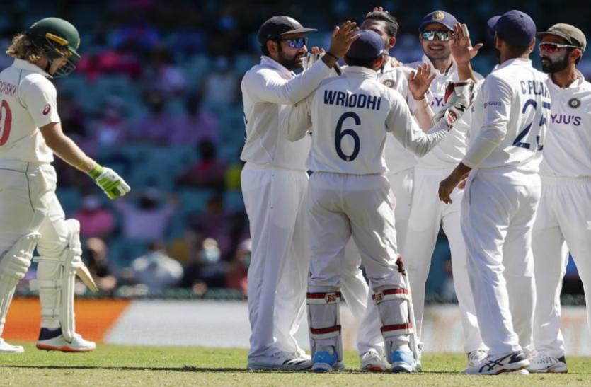 सिडनी टेस्ट : 197 रनों की बढ़त के साथ ऑस्ट्रेलिया की पकड़ मजबूत, लाबुशेन-स्मिथ ने संभाला मोर्चा