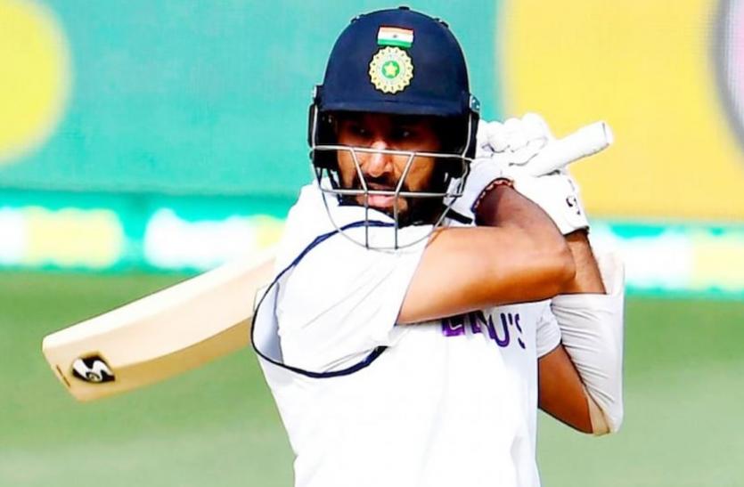 India vs Australia Test Day 3: पुजारा की शानदार फिफ्टी,  244 रनों पर सिमटी टीम इंडिया