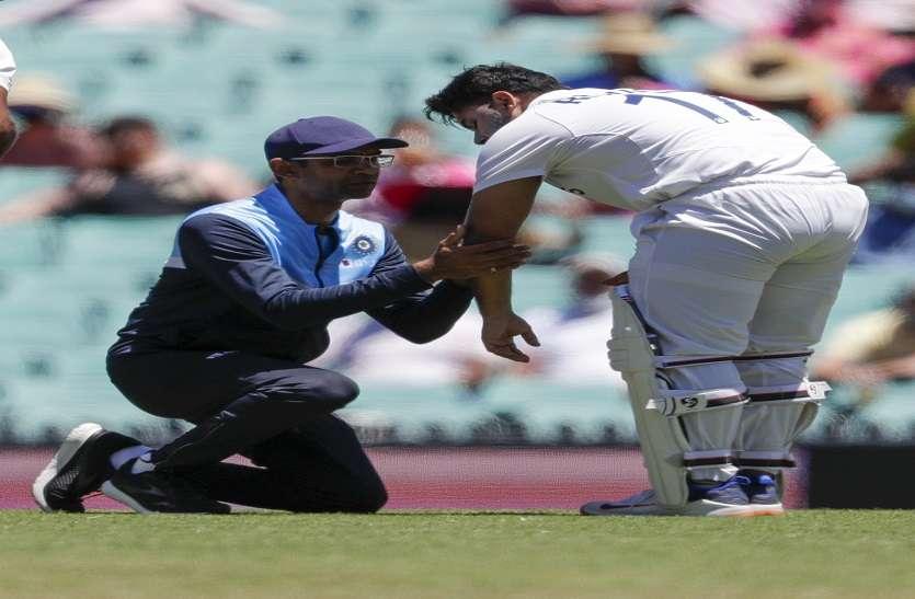 चौथे टेस्ट में नहीं खेलेंगे जडेजा, रिषभ की हालत ठीक