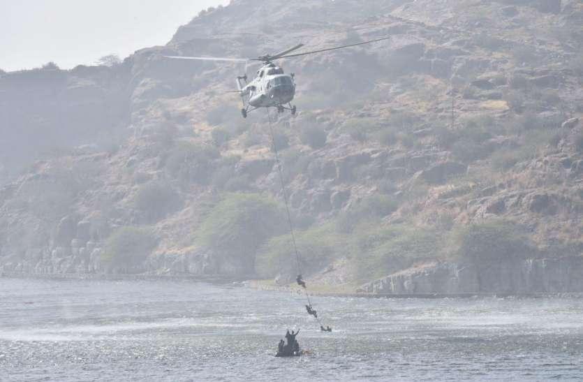 मछली के जाल में फंस गई थी सेना की बोट, अंकित को बचाने के लिए नहीं पहुंच सकी
