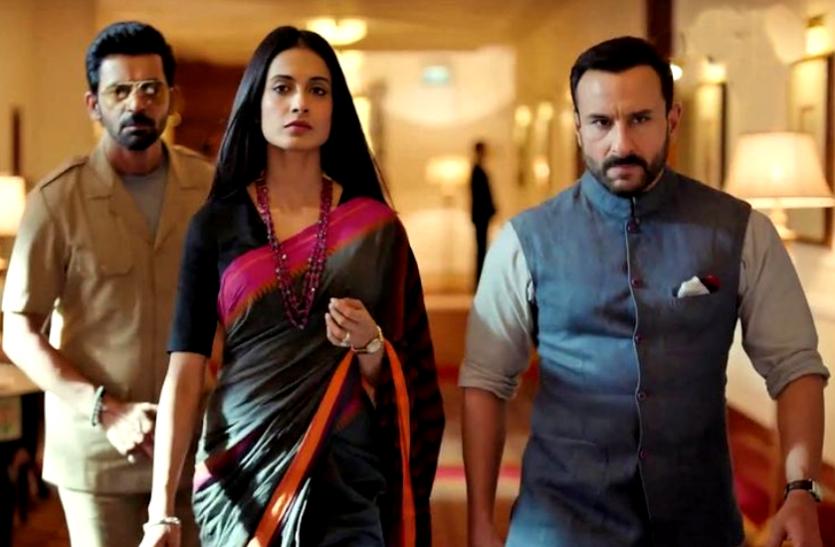 'Tandav' में सैफ अली का किरदार चाणक्य जैसा, सुनील ग्रोवर चालाक गुरपाल के रोल में, जानें पूरी स्टार कास्ट