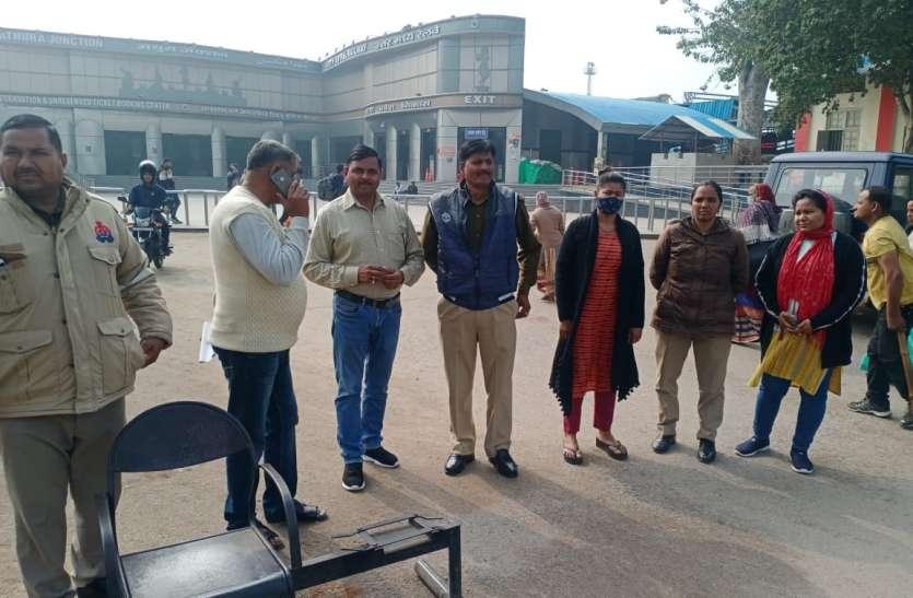 रेलवे चाइल्ड लाइन ने बाल भिक्षावृत्ति रोकने के लिए छेड़ी मुहीम