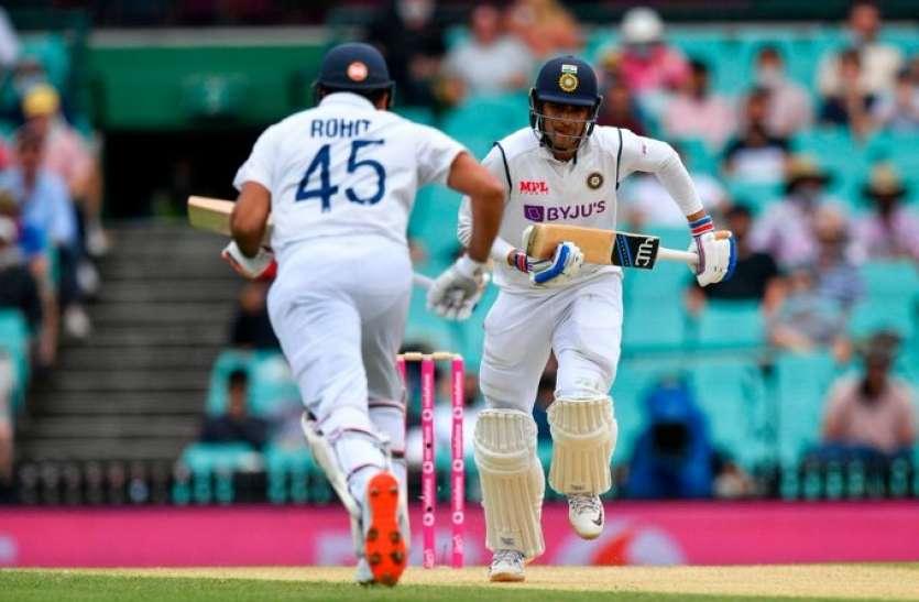 सिडनी टेस्ट : भारत को जीत के लिए 309 रन की जरुरत, पुजारा और रहाणे से उम्मीदें