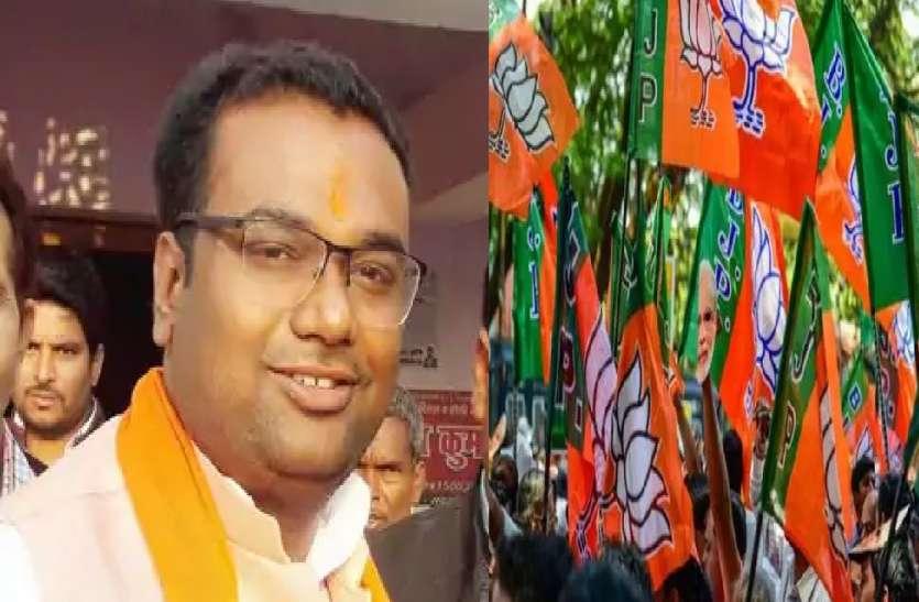भाजपा विधायक और उनके परिवार पर जानलेवा हमला, गाड़ी पर हुआ पथराव, सुरक्षाकर्मी ने बाल-बाल बचाया
