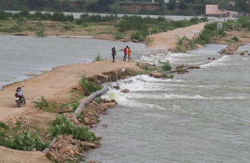 बनास नदी पर गहलोद पुल निर्माण की तकनीकी बोली खुली