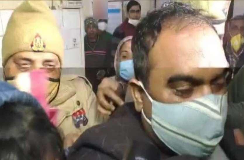 अजय त्यागी को ही मिला था रईसपुर में भी श्मशान का ठेका, कांग्रेस पार्षद की शर्त सुन वापस नहीं लौटा