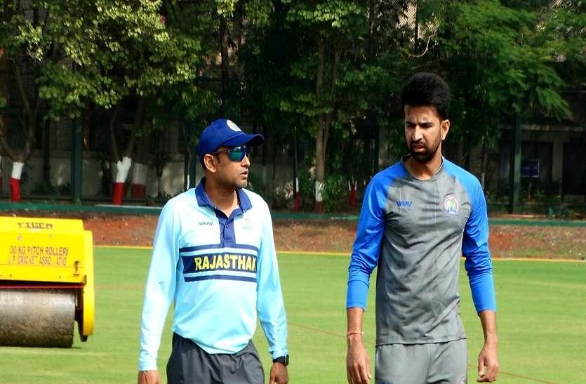 सैयद मुश्ताक अली टी-20 ट्रॉफी ...राजस्थान-विदर्भ के बीच मुकाबला आज