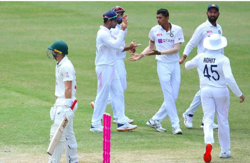 सिडनी टेस्ट : लंच सेशन तक ऑस्ट्रेलिया ने बनाई 276 रनों की बढ़त, मुश्किल में इंडिया