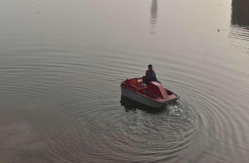 नागौर का सपना साकार होने में 4 दिन शेष, जड़ा तालाब में होगा 'नक्की' जैसा अहसास