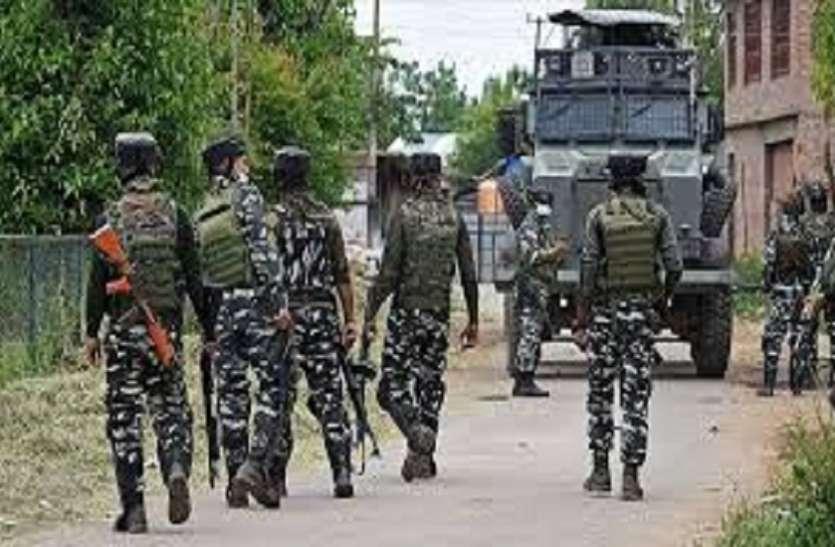 जम्मू और कश्मीर:  भारतीय सेना और स्थानीय पुलिस ने की कार्रवाई, तलाशी अभियान में पता चला आतंकी ठिकाना