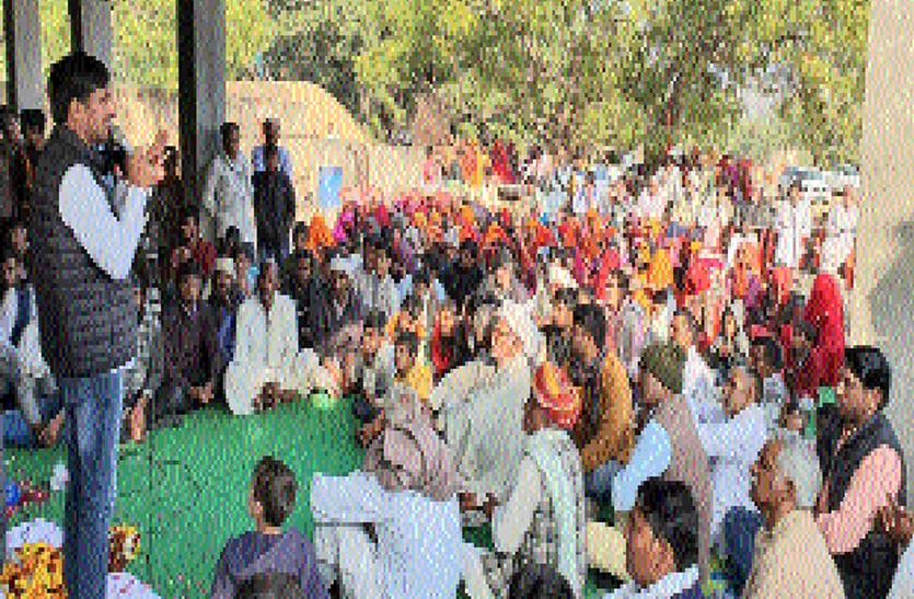 agricultural law - देश को खाना खिलाने वाले किसान भूख हड़ताल पर