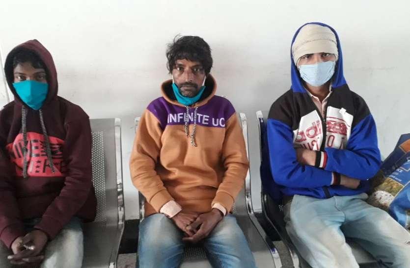 कलेक्टर के हस्तक्षेप पर जयपुर में छह माह से बंधक बने रीवा के मजदूर हुए मुक्त, कलेक्टर ने दी ये सुविधाएं
