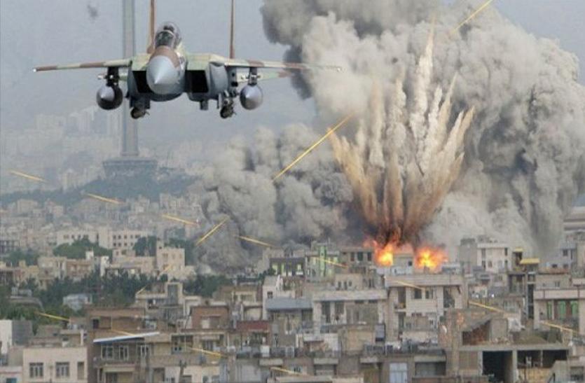सीरिया में रूस ने किए 130 से ज्यादा हवाई हमले, आईएस के ठिकाने ध्वस्त