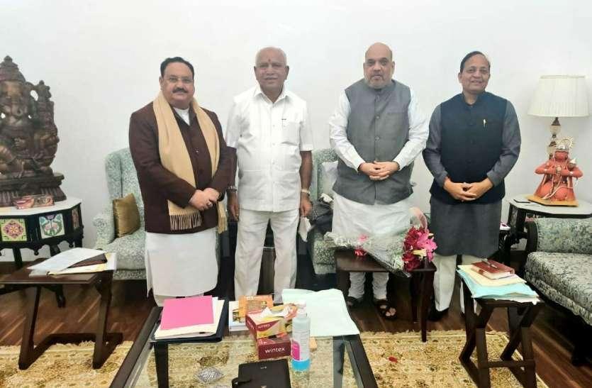कर्नाटक में मंत्रिमंडल विस्तार के संकेत, सीएम ने कहा मंत्रिमंडल पर केन्द्रीय नेतृत्व जल्द ही अच्छी खबर देगा