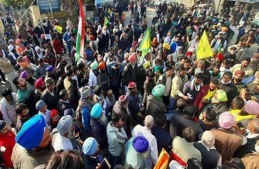 आंदोलन जारी रखने के पक्ष में नहीं हैं 90 फीसदी किसान: बार काउंसिल