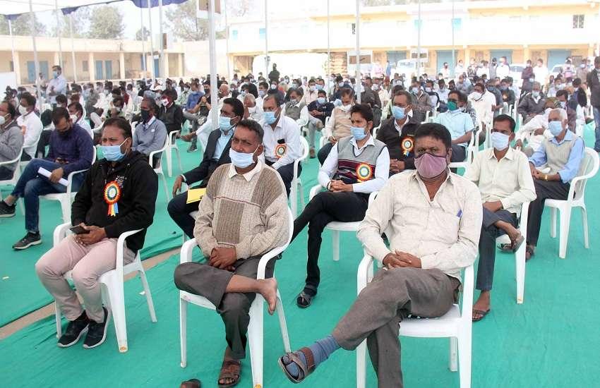 Ahmedabad  News : तारापुर के 27 गांवों के किसानों के लिए सूर्योदय योजना शुरू