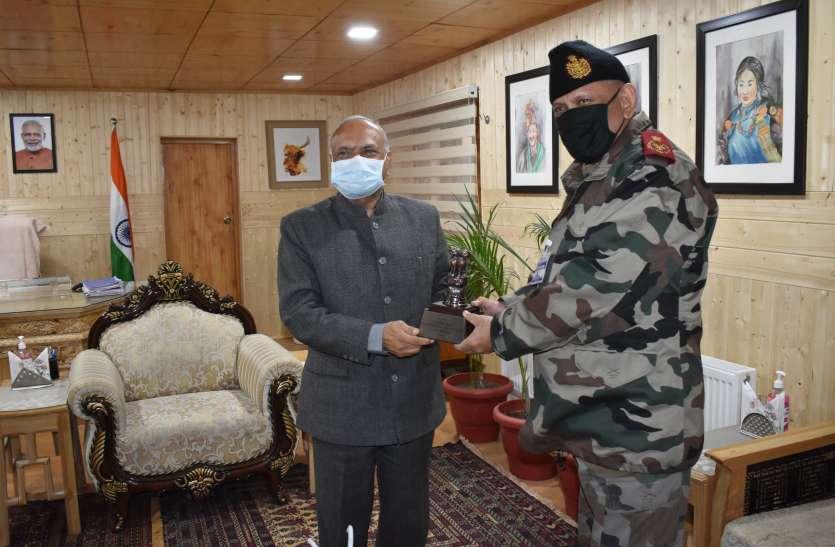 दो दिवसीय दौरे पर लद्दाख पहुंचे CDS Bipin Rawat, सुरक्षा बलों की जमीनी जरूरतों का आकलन करेंगे