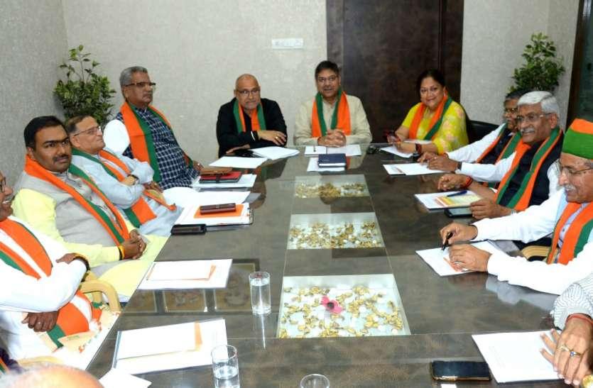 निकाय चुनाव के लिए भाजपा में प्रत्याशी चयन की प्रक्रिया हुई शुरू
