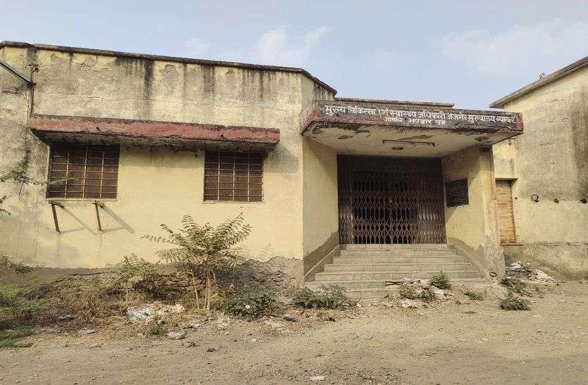 22 साल पहले ब्यावर से चलता था जिले का चिकित्सा महकमा
