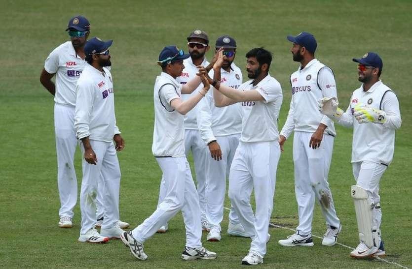 आखिरी टेस्ट मैच से खतरे के बादल टले,  ब्रिस्बेन जाएगी भारतीय टीम