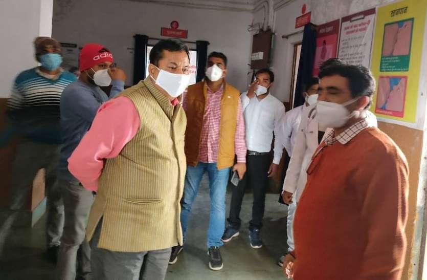 अरनोद ब्लॉक में 6 चिकित्सालयों में होगा कोविड टीकाकरण
