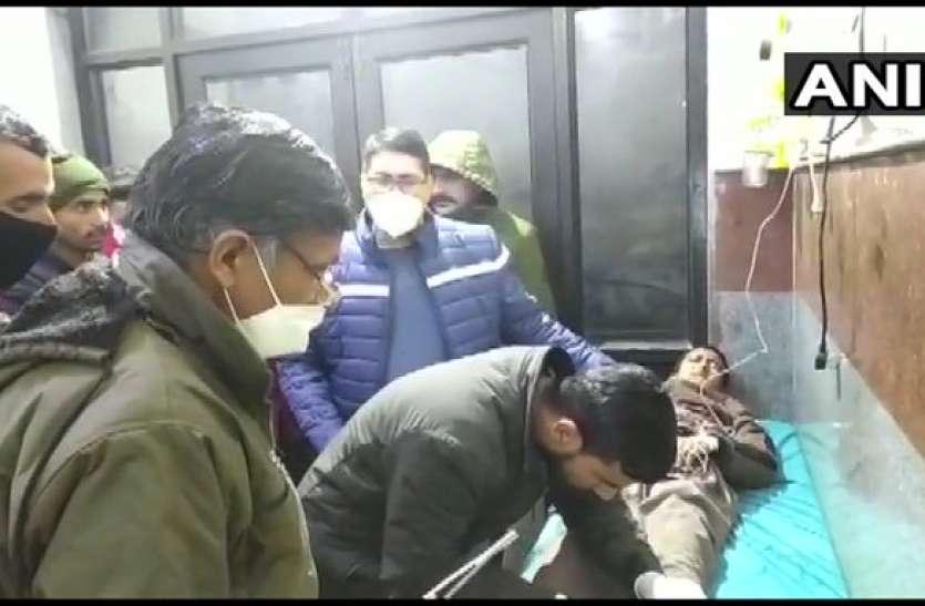 जम्मू कश्मीर के पुंछ सेक्टर में संघर्ष विराम का उल्लंघन, 16 वर्षीय लड़का घायल