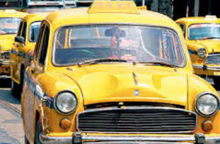 बस के बाद टैक्सी मालिकों ने की किराया बढ़ाने की मांग