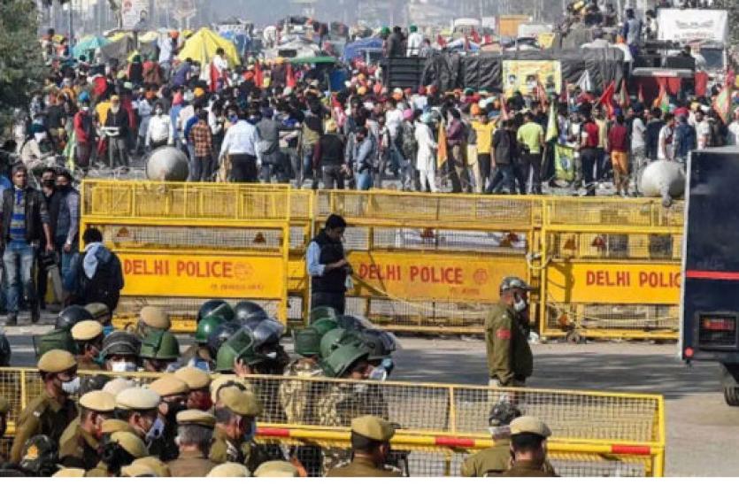 Farmer Protest : कल सिरसा में आंदोलनकारी किसान निकालेंगे ट्रैक्टर मार्च