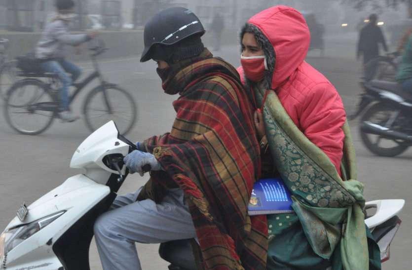 मौसम विभाग ने जारी किया अलर्ट, शीतलहर से छूटी कंपकंपी, दो जिलों में तापमान माइनस में पहुंचा