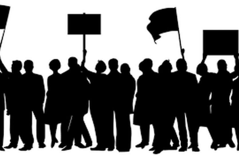 पालिका को घेरने की नागरिकों ने दी धमकी