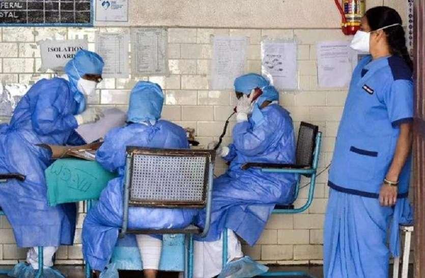 राजस्थान में 6 माह बाद 300 से कम हुई नए मरीजों की संख्या