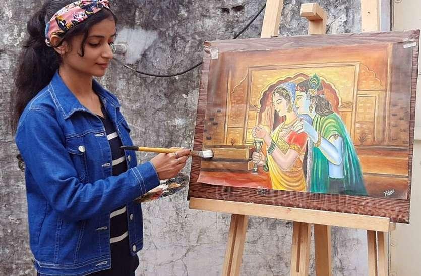 प्रधानमंत्री नरेंद्र मोदी ने की इस युवा चित्रकार के स्कैचों की तारीफ, फिल्मी सितारों ने भी सराहा