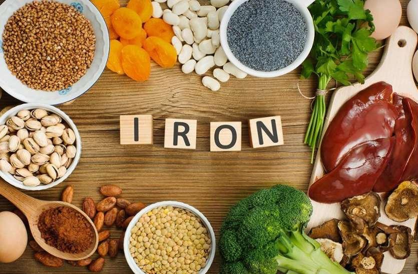 Sources of Iron: आयरन लेवल बढ़ाने के लिए आज से ही अपने डाइट में शामिल करें यह चीजें