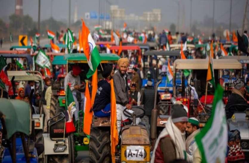 सुप्रीम कोर्ट आज कर सकता है किसानों की ट्रैक्टर रैली रोकने की अपील पर सुनवाई, किसानों को भरोसा मिलेगा न्याय