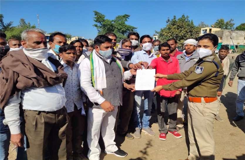ग्रामीणों का आरोप- शिकायतों के बाद भी नहीं हो रही अवैध शराब बेचने वालों पर कार्रवाई