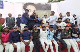 Sports: सीसीए क्लब ने जीता डीसीए चैंपियनशिप का खिताब