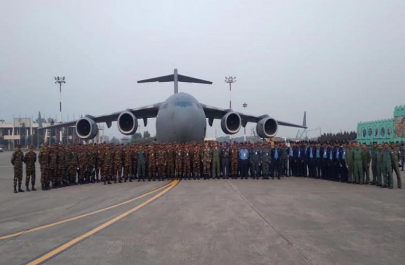 बांग्लादेश की सेना गणतंत्र दिवस परेड में लेगी हिस्सा, 122 सैनिकों का दल पहुंचा भारत