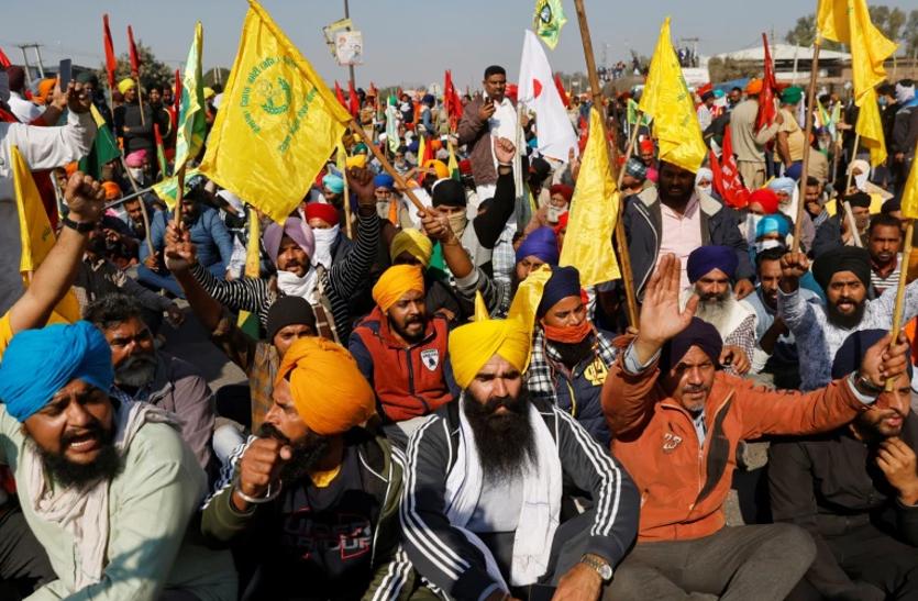 किसान आंदोलन : समाधान की राह निकलने की उम्मीद !