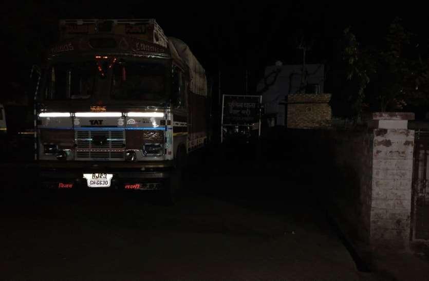 नागौर : ट्रक चालक से लूटे 38.50 लाख, आज पुलिस खोल सकती है लूट का राज
