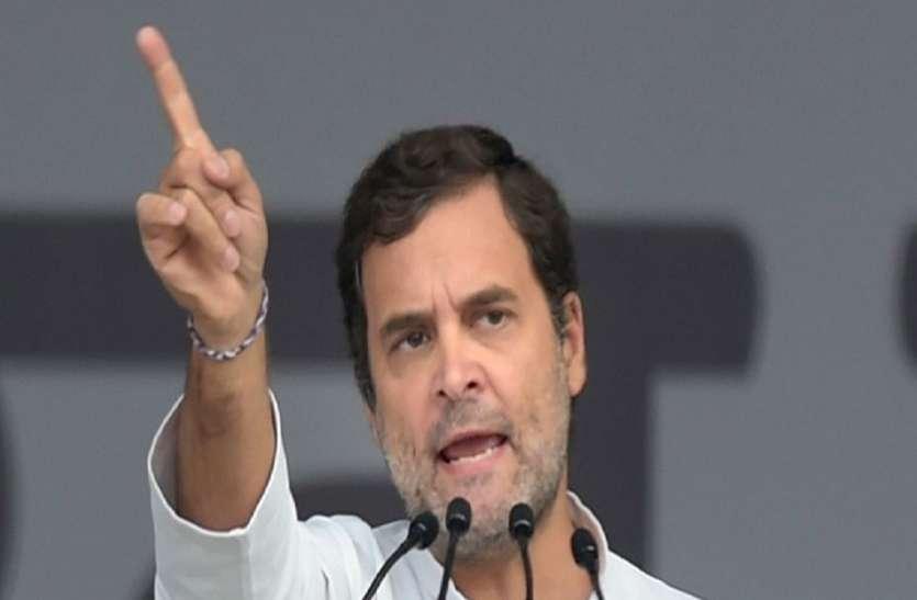 राहुल गांधी का केंद्र पर हमला, बोले- अन्नदाता की शहादत से नहीं, ट्रैक्टर रैली से शर्मिंदा मोदी सरकार