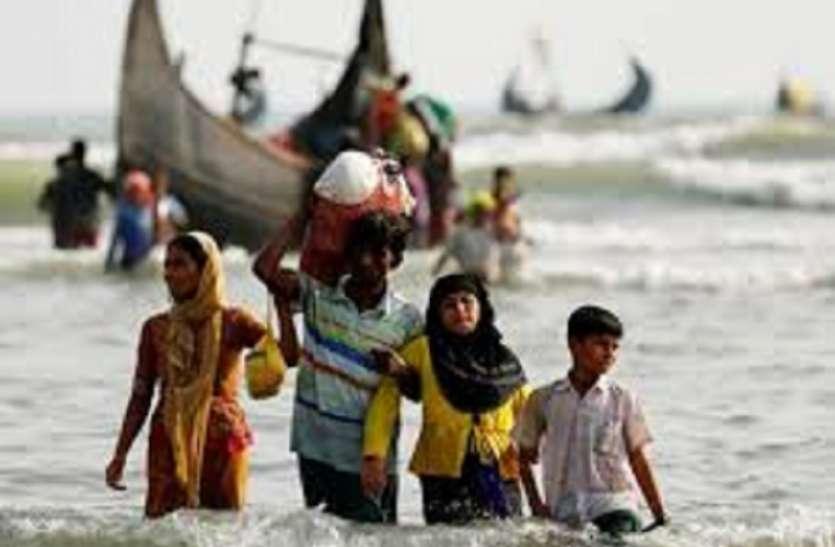 रोहिंग्या मुद्दे पर बंगाली फीचर फिल्म हुई फिल्मोत्सव में प्रदर्शित