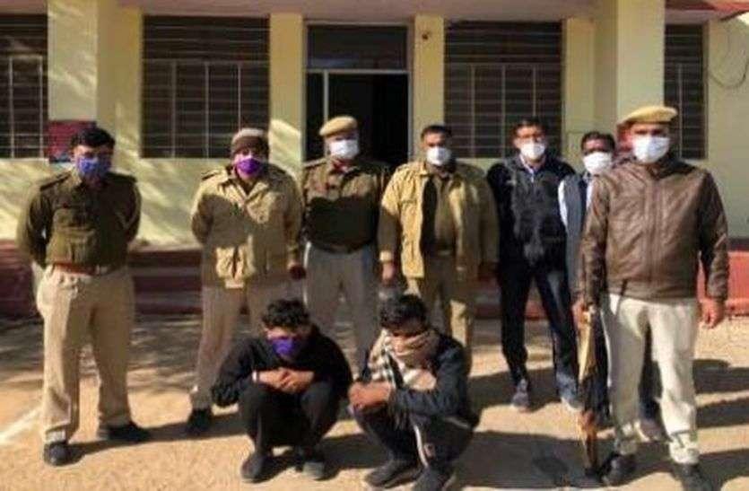 तस्करों पर जारी है पुलिस की ताबड़तोड़ कार्रवाई