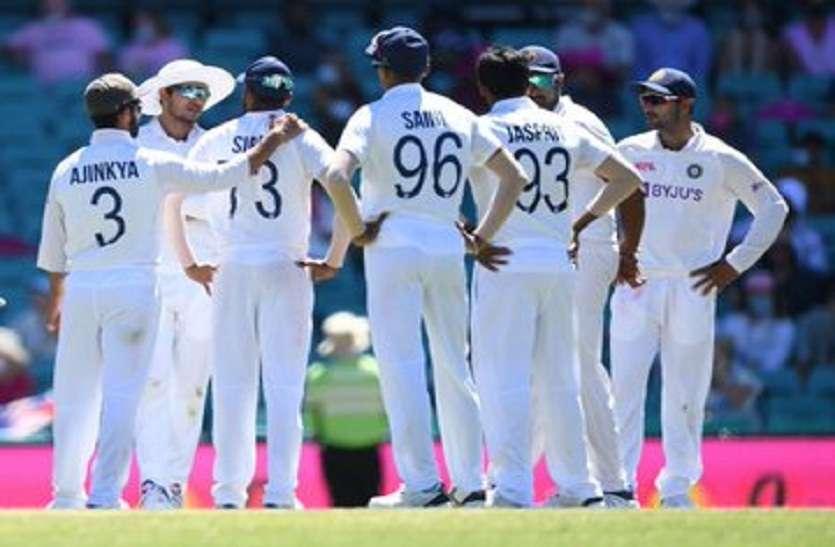 अंतिम एकादश तय करने में टीम इंडिया के छूटे पसीने