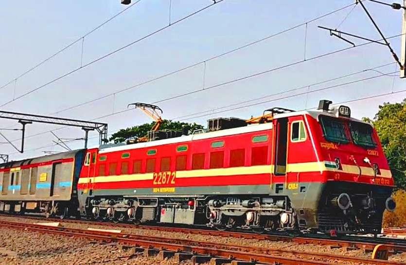 सौगात: अब जयपुर से उदयपुर और ऋषिकेश तक दौड़ेगी इलेक्ट्रिक ट्रेन