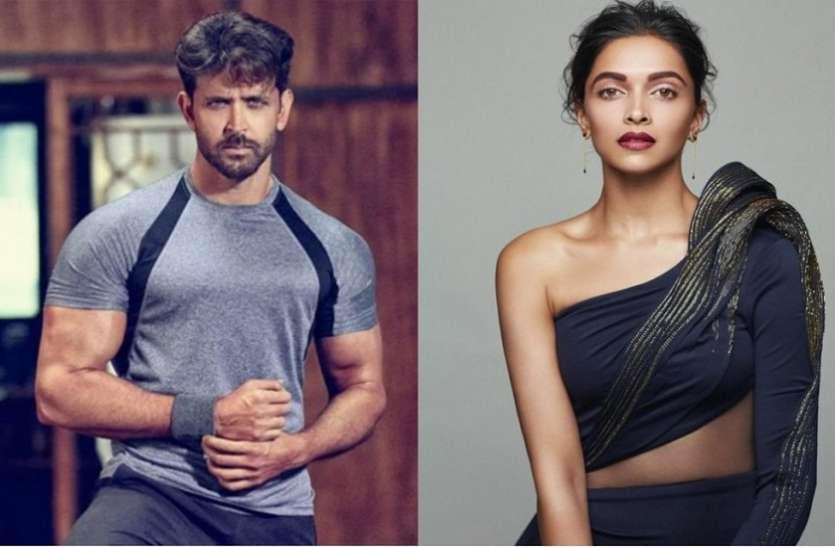 Hrithik Roshan और Deepika Padukone की फिल्म 'फाइटर' का बजट सुन उड़ जाएंगे आपके होश