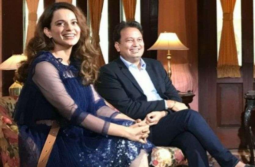 कश्मीर की रानी बनेगी कंगना रनौत, मणिकर्णिका रिटर्न्स की हुई अनाउंसमेंट
