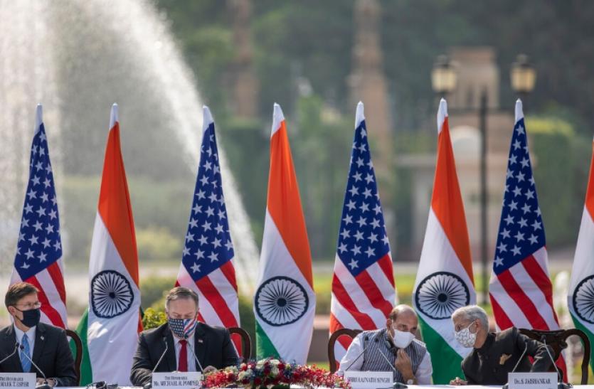 बाइडेन के रुख से टेंशन में चीन, अमरीका-भारत के बीच रणनीतिक साझेदारी और मजबूत होने के संकेत