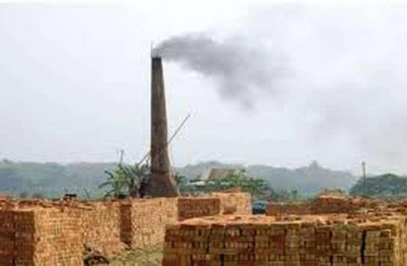 SACHIN : ईंट भट्टे में ईंधन के तौर पर खतरनाक औद्योगिक कचरे का उपयोग