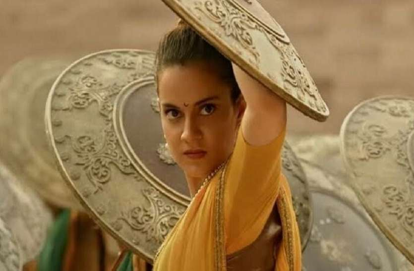 कंगना रनौत ने किया 'मणिकर्णिका रिटर्न' का ऐलान, कश्मीर की रानी दिद्दा का निभाएंगी किरदार