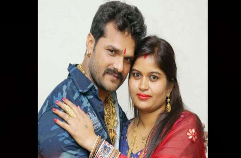 Khesari Lal Yadav की पत्नी की खूबसूरती के आगे फेल हैं अभिनेत्रियां भी, पति की सफलता के पीछे है कड़ी मेहनत